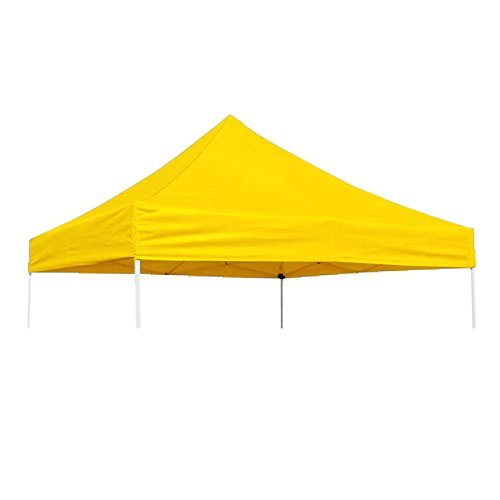 Garden Winds Universal Replacement Canopy for 10' x 10' Pop Tent - Yellow by Garden Winds