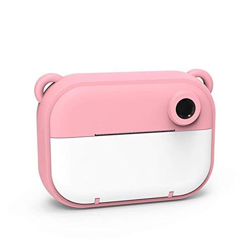 mildily Kinder Digitalkamera, 2,4-Zoll-IPS-Farbbildschirm Kinder Mini-Kamera 1080P HD Kamera Drucken DIY Photo Recorder…