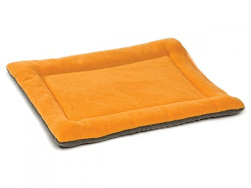 eBasics Dog Crate Pad Mat Dog Bed Kennels Pad Cage Mat Cushion for Small Medium Dog 34L x 21W x 2H Inch