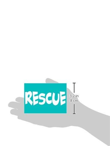 Rescue Imagine This Car Window Decal