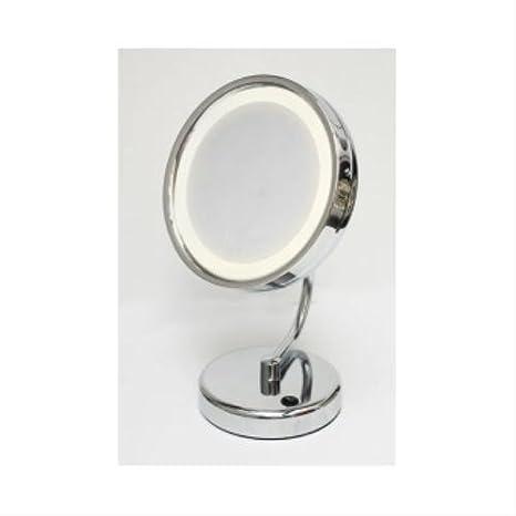6fbe9d326e2 Illuminated Free Standing Mirror  Corby  Amazon.co.uk  Kitchen   Home