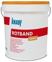 Rotband Reno Renovierungsspachtel pastös 20 kg/ Eimer