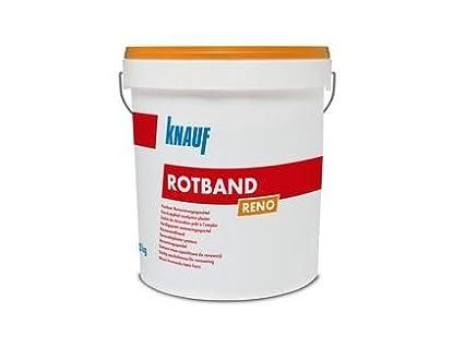 Rotband Reno Renovierungsspachtel past/ös 20 kg// Eimer
