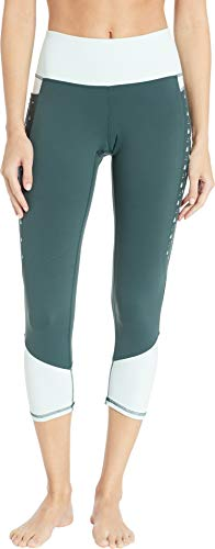 Cinch Women's Athletic Leggings Forest X-Large ()