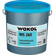 WAKOL MS 260 Wood Flooring Adhesive 2.5 Gallons 150 SQF