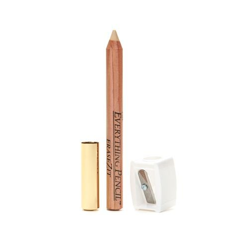Judith August EraseZit Antiseptic Pencil Neutral Light With Sharpener Judith August Everything Pencil