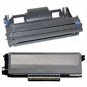 (Drum/Toner cartridges Combo Pack Remanufactured compatible with Brother TN-650/DR-620)