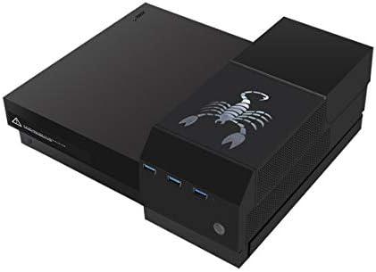73JohnPol Caja de Disco Duro con concentrador USB 3.0 para Xbox ...