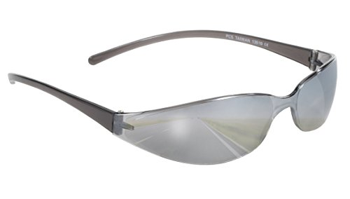 Pacific Coast Skinny Joes Slim Glasses (Silver Frame/Silver Mirror - Sunglasses Coast