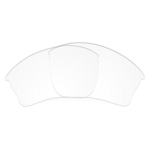 Revant Replacement Lenses for Oakley Half Jacket XLJ Crystal ()