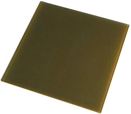 LWQJP 235の* 235ミリメートルアップグレードカーボンシリコンクリスタルガラスのプラットフォームのビルド温床温水ベッドガラスのプラットフォーム用の3Dプリンタ3Dプリンタアクセサリ