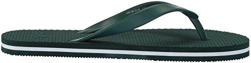 Armani Exchange Men's Solid Flip-Flop Botanical Green 0gIG1YNekB