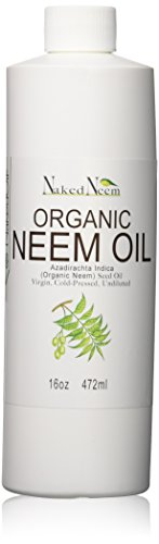 Naked Neem Organic Unrefined Oil
