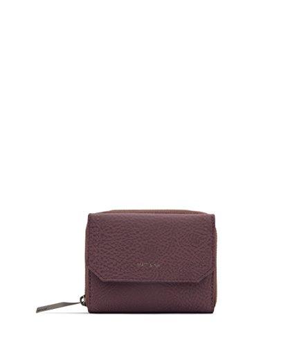 Matt & Nat Loy Handbag, Dwell Wallets Collection, Fig (Purple)