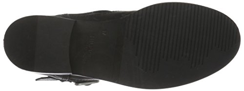 Hilfiger Denim A1385vive 15a, Botines para Mujer Negro - Schwarz (Black 990)