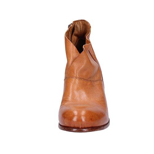 Pelle Tronchetti Donna 37 Cuoio EU MOMA Stivaletti Marrone t7Pxw4