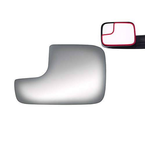 (WLLW Mirror Glass for 1994-2009 Dodge Ram 1500 2500 3500 Pickup Driver Side LH)