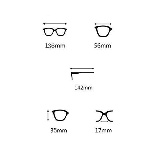 Cara Pequeña De Persona Pesca Conducción Sol Cuadradas Puente Gafas Caja A A Sol Polarizadas Hombres Color Gafas Pequeña De De De Mojada GAOYANG Gafas xRYwHqvYz