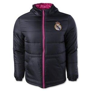 新しい。Real Madrid PlushライトジャケットサイズS B079WMN49V