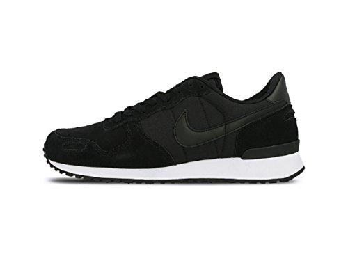 Sneaker Sneaker In Pelle Nike Air Nero / Nero
