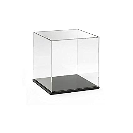 fdfa5f04385c N'ice Packaging 1 Piece Acrylic Cube with Removable top or Base.