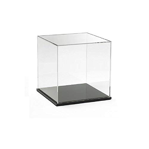 Acrylic Ice Display - N'ice Packaging 1 Piece Acrylic Cube with Removable top or Base.