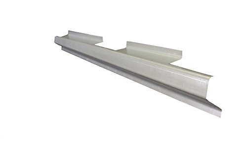 Motor City Sheet Metal -Works With 1997-2004 DURANGO DAKOTA 4DR OUTER ROCKER PANEL DRIVER SIDE ()