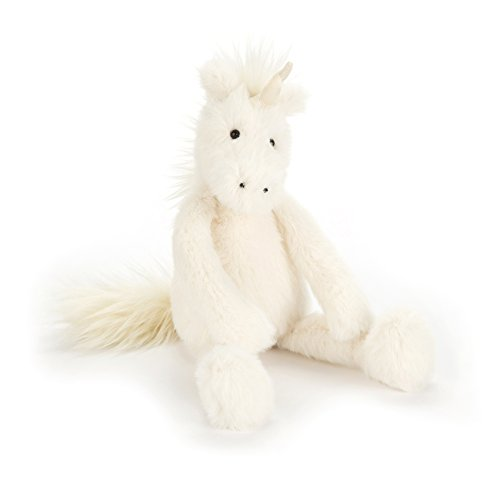Jellycat Sweetie Unicorn Stuffed Animal, 12 inches