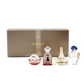 Guerlain La Collection Du Parfumeur Miniature Coffret: Idylle, Insolence, La Petite Robe Noire, Shalimar Parfum Initial For Women 4X5ml/0.16Oz