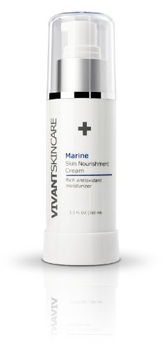 Soins de la peau Marine Nourriture Cream 3.3 oz Vivant peau.