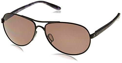 f3a648043e Oakley Women s Feedback Polarized Iridium Aviator Sunglasses ...
