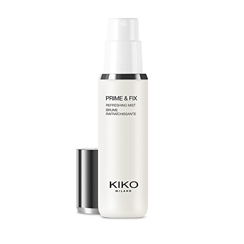 Kiko Milano prime & Fix Refreshing mist 2-in-1primer makeup Fixer impostazione spray
