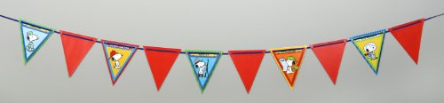 Eureka Pennant Peanuts You Can Be Anything Banner,