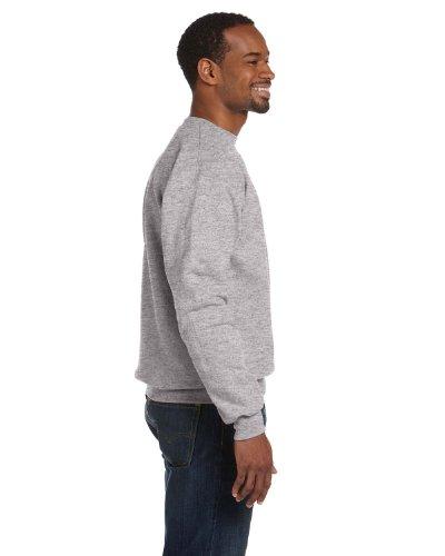 Hanes ComfortBlend EcoSmart Crew Sweatshirt_Light Steel_4XL