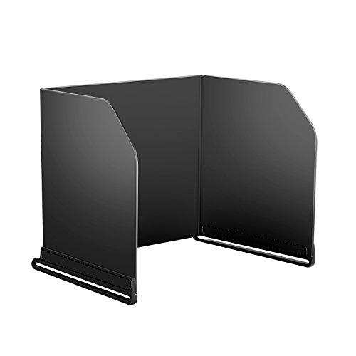 Rantow Foldable Phone/Tablet Monitor Sunshade for DJI Mavic Pro/Mavic Air/Spark/Phantom 3/4/Inspire 1/OSMO Accessories Drone Remote Controller Cellphone Sun Hood Smartphone Cover Hood (Hood Galaxie)