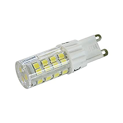 ElectroDH 815865DIA DH Bombilla LED G9.230VAC.5W.Dia(6500K)