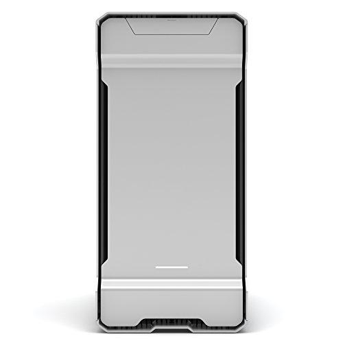 Phanteks Enthoo Evolv ATX Alum/Steel Tower Computer Case, Window (PH-ES515E_GS) Galaxy Silver by Phanteks (Image #4)