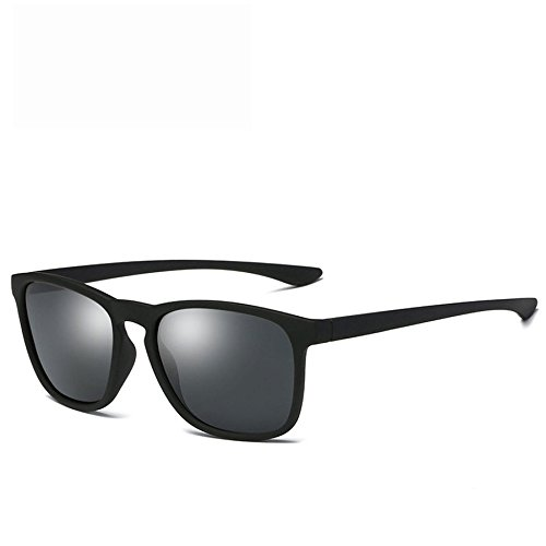 Que Hombres Ocasional Un Gran Completa Gafas Manera A De De Marco Color De Película De Moda La C Irregular Coloridas De Gafas Ciclo Cuadradas De Los Polarizadas Sol Gafas Sol qSXSwg