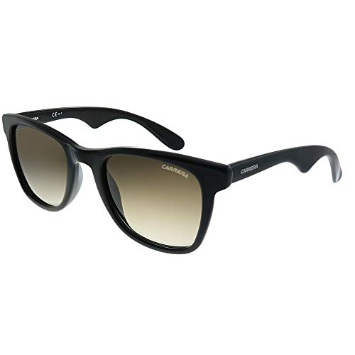 Carrera 6000L/N/S Sunglasses Nero Lucid / Brown Gradient ()
