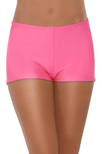Price comparison product image Fever Women's Pink Hot Pants