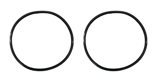 - (2) Gasket for Mirro S-9892 Pressure Cooker Replacement 4, 6 and 8 QT Models by TacPower