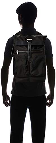 TUMI Men's Alpha Bravo Lance Backpack, Black, One Size
