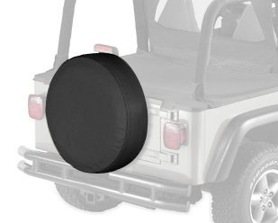 Bestop 61031-15 Bestop Tire Cover 31'' x 11'' Spare Tire Cover Tire Cover 31'' x 11''