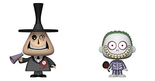 Funko Vynl: Nightmare Before Christmas - Mayor and Barrel Collectible Figure, Multicolor]()