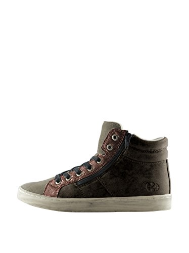 Sneakers - 4527-syntleasuew SAND-DK BROWN