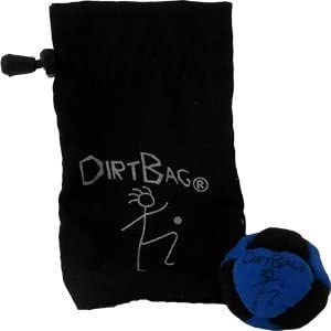 Grey//Blue//Blue Pouch Dirtbag Classic with Pouch