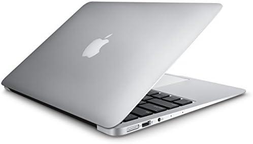 Apple 13in MacBook Air, 1.8GHz Intel Core i5 Dual Core Processor, 8GB RAM, 128GB SSD, Mac OS, Silver, MQD32LL/A (Newest Version) (Renewed) 31sXF 2BsVoHL