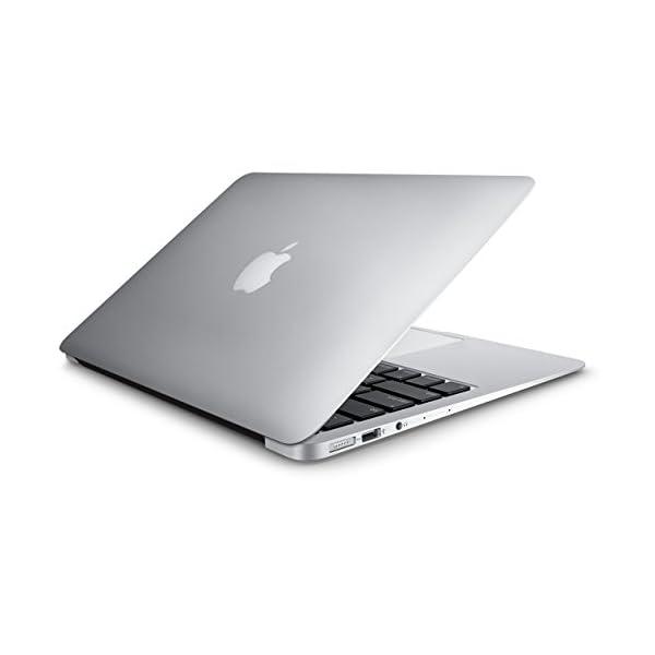 (Refurbished) Apple 13in MacBook Air, 1.8GHz Intel Core i5 Dual Core Processor, 8GB RAM, 128GB SSD, Mac OS, Silver… 3