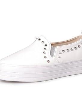 Ch & Ch Zapatillas moda mujer Sneakers Casual-- --- Cómoda bajo piel