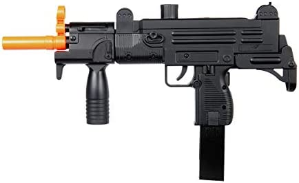 Amazon com : Double Eagle m35 Tactical Uzi Airsoft SMG